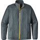 Patagonia M's Down Shirt Jacket Nouveau Green